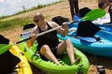 Пластиковая лодка Sea Active Forest