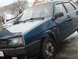 ВАЗ 2109, 1997, с пробегом 20499 тыс. км.