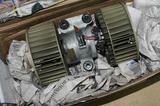 Моторчик печки BMW E39